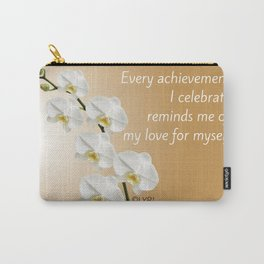Love Yourself Celebrate Carry-All Pouch