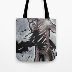 untitled (dead things 02) Tote Bag