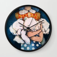 Goodnight story Wall Clock