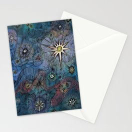 Upon a Midnight Clear Stationery Cards
