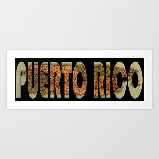 Puerto Rico 1886 by lydiadavid