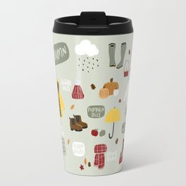 Autumn Essentials Travel Mug