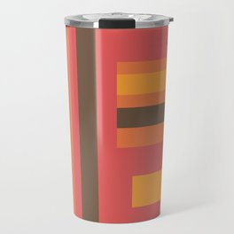 Disjointed Stripes (B2) Travel Mug