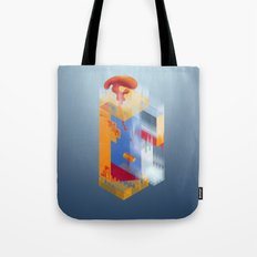 Castle of Impossible Flavors Tote Bag