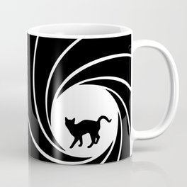 Bond, Kitty Bond Coffee Mug