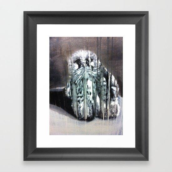Owling Framed Art Print