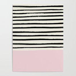 Bubblegum x Stripes Poster