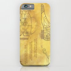 POEM OF SPACESHIP iPhone 6s Slim Case