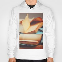 books Hoodies featuring Books by Nina's clicks