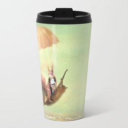 Cedric and the Golden Snail Travel Mug