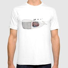 I valfiskens mage T-shirt