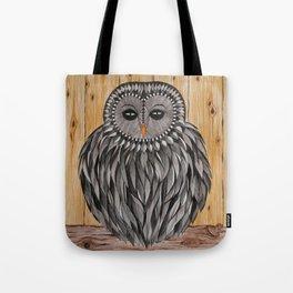 Ural Owl Tote Bag