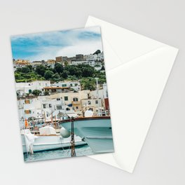 Capri Italy Fine Art Print Stationery Cards