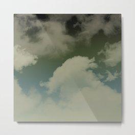 Sky Island Storms Metal Print