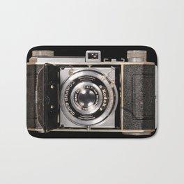 My dad's Vintage Kodak Camera Bath Mat