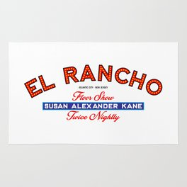 CITIZEN KANE - El Rancho Nightclub Rug