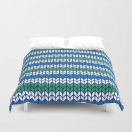 Knitted pattern Duvet Cover