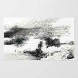 Black/white#2 Rug