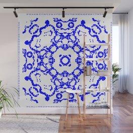 CA Fantasy Blue series #3 Wall Mural