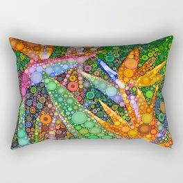 Fiesta in Paradise Rectangular Pillow