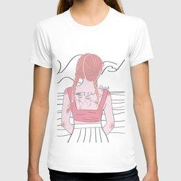 take me somewhere T-shirt