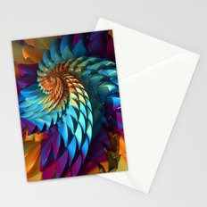 Dragon Skin Stationery Cards