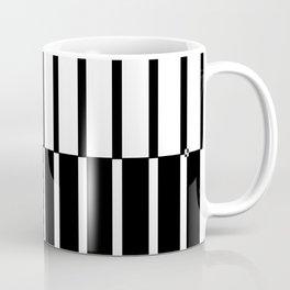 Zebra Plays Piano Coffee Mug
