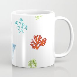 Corals From The Sea Coffee Mug