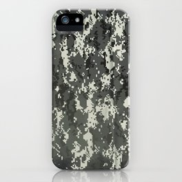 Kris alan Camouflage 2 iPhone Case