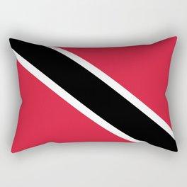 Trinidad And Tobago Flag Rectangular Pillow