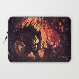 Shub-Niggurath Laptop Sleeve