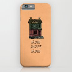 Home Sweet Home Quotes Slim Case iPhone 6s