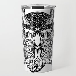 my devil inside! Travel Mug