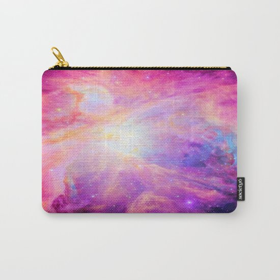 Pink Purple Orion NebulA Carry-All Pouch