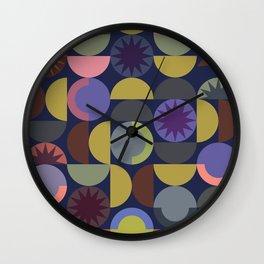 Disco Boom Wall Clock