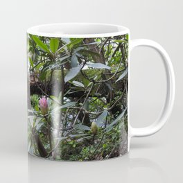 Rhododendron on Abrams Creek Coffee Mug