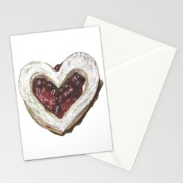 Holiday Love Cookie Stationery Cards
