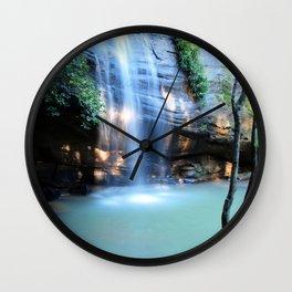 Pure Serenity Wall Clock