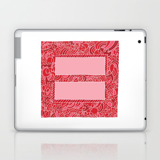 Support Marriage Equality. Laptop & iPad Skin