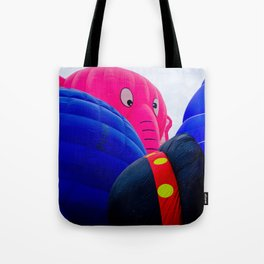 Hello! Is me! Tote Bag