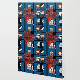 The Horror Bunch: Slashers Unite Wallpaper