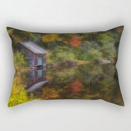 Couleurs d'Automne Rectangular Pillow