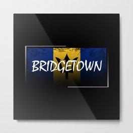 Bridgetown Metal Print