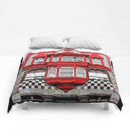 Checkerboard House  Comforters