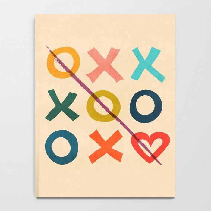 xoxo Love Notebook