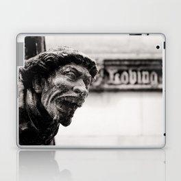 Loving gargoyle Laptop & iPad Skin