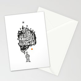 not Logical II Stationery Cards