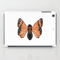 moth iPad Cases featuring Moth by Eric Weiand