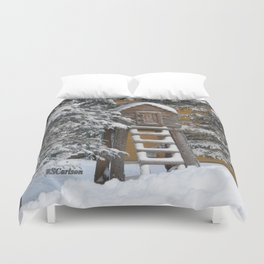 Keeping Things Way Cool Duvet Cover