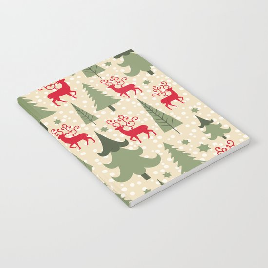 Christmas ornaments Notebook
